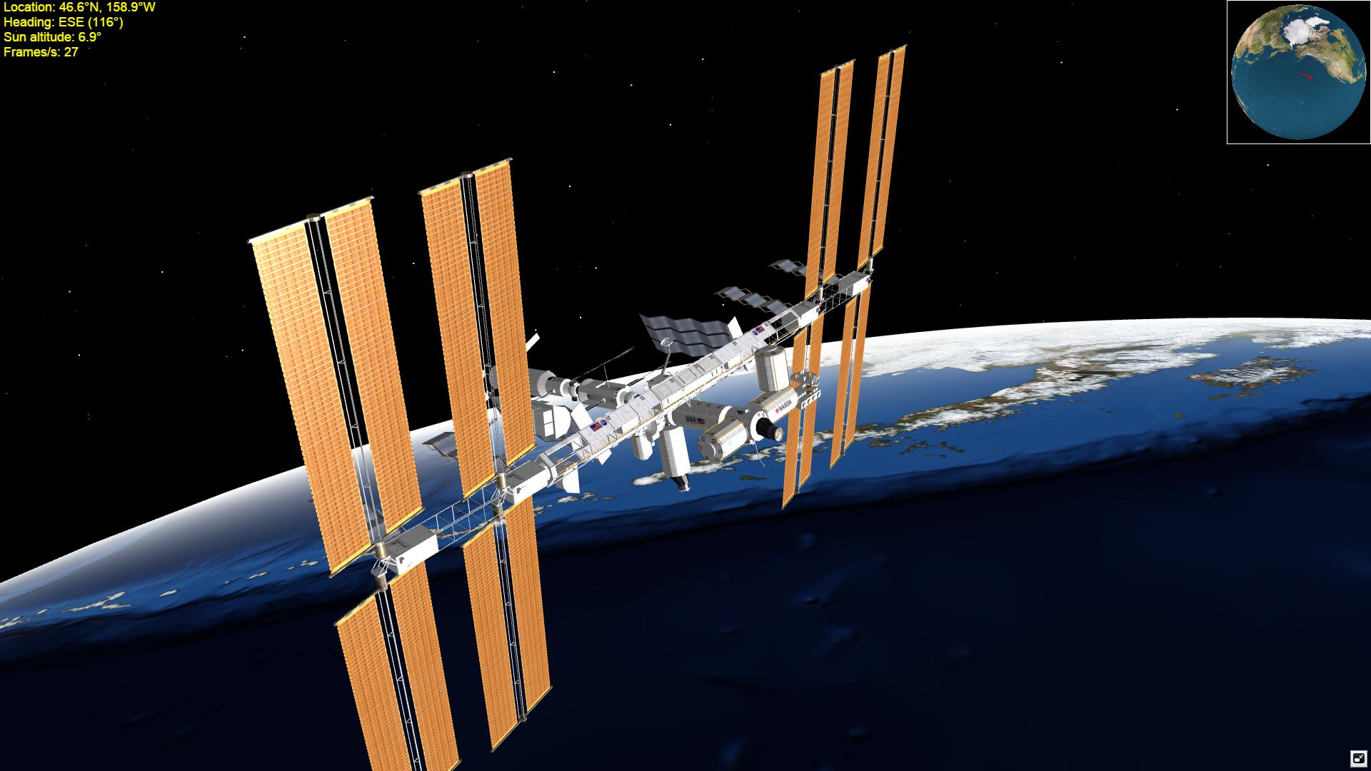 Interaktiv 3D model af astronautens Andreas Mogensens