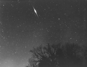 An Iridium Flare