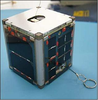 Picture of satellite